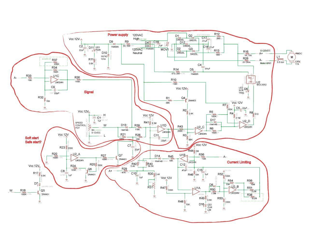 wiring diagram of motor control karcher puzzi 100 parts treadmill controller impremedia