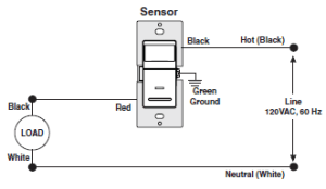 Occupancy (motion) switch wiring question  Home
