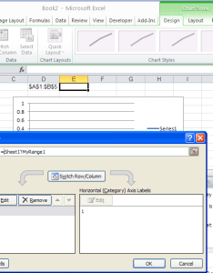 Select data dialog excel crashes also creating  chart using dynamic named range in super user rh superuser
