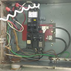 220 Breaker Box Wiring Diagram 2 Phase Subpanel Hot Tub Spa Question Home
