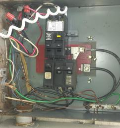 hot tub circuit breaker wiring wiring diagrams 220 hot tub spa breaker question home improvement stack [ 1652 x 929 Pixel ]