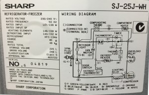 refrigerator  Understanding fridge wiring diagram  Home