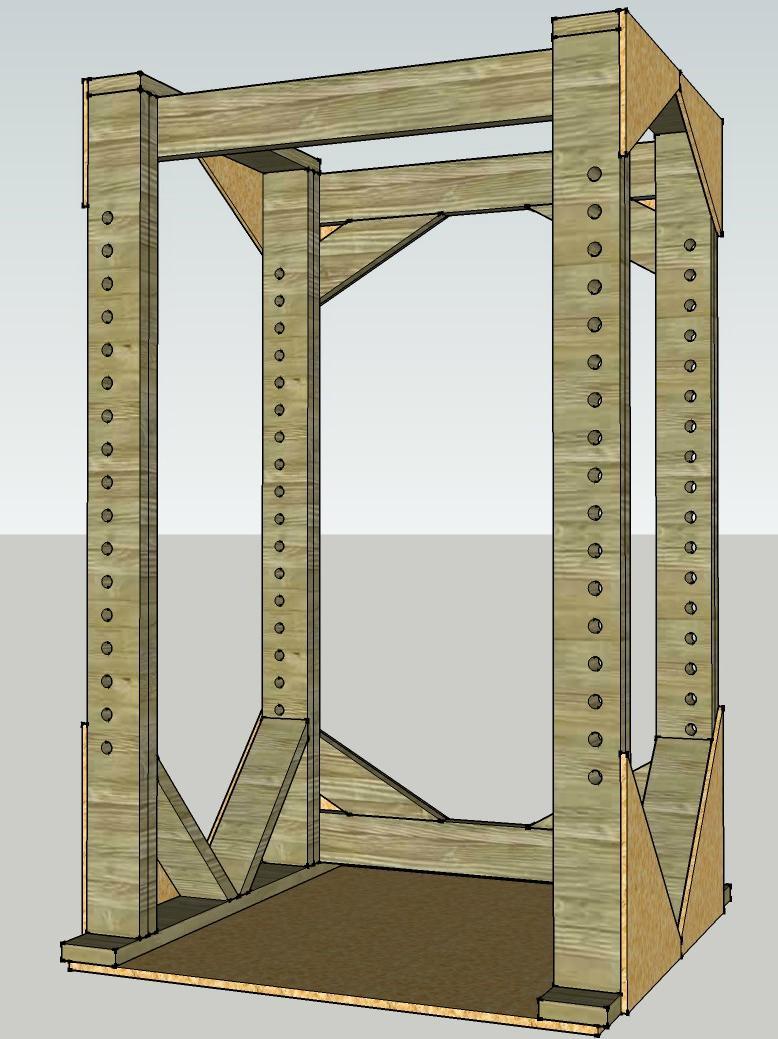wood load bearing capacity