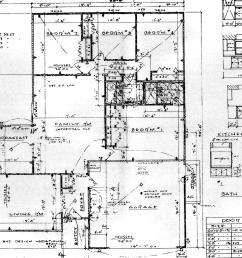 blueprint foundation [ 1891 x 1377 Pixel ]