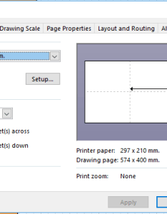 Enter image description here also printing resize visio drawing to fit paper size and print on one rh superuser