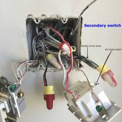 3 Way Switch Wiring Diagram Red White Black 2009 Ford Ranger Radio Electrical Connection Without Home
