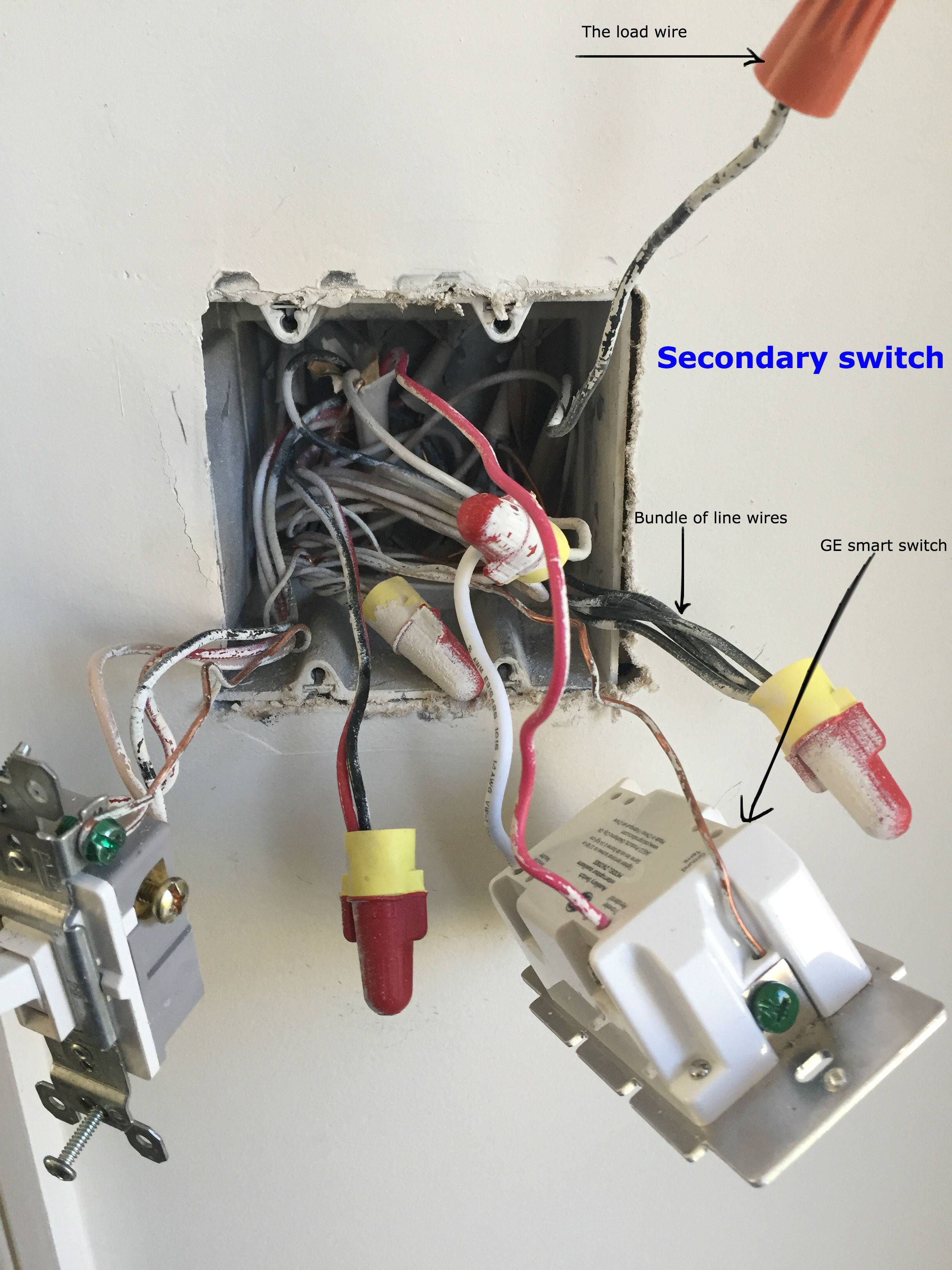 wiring diagram for 4 way switch help with ge jasco light switches connected microscope lens smart library