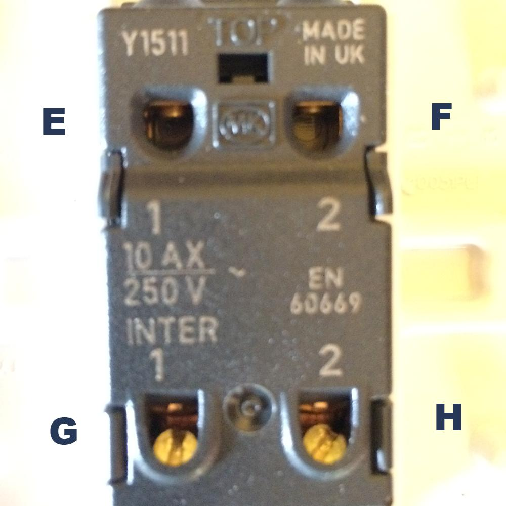 Wiring A Intermediate Light Switch