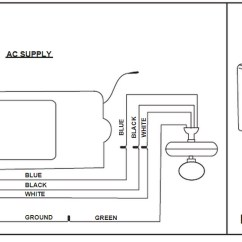 Wall Switch Wiring Diagram Whirlpool Estate Washer Electrical Ceiling Fan Universal Remote Install