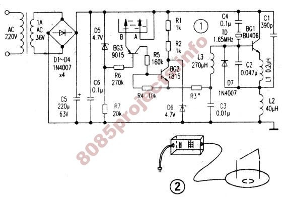 Can someone help me understand this ultrasonic piezo