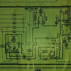 Rheem Air Conditioner Thermostat Wiring Diagram 2002 Nissan Sentra Gxe Radio Hvac - Blower Fan Works W/ Heat