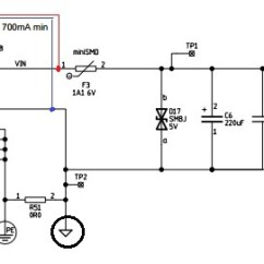Raspberry Pi 3 Model B Wiring Diagram Ramsey 8000 Winch How Do I Supply Power Through The Gpio Stack Exchange Enter Image Description Here By Studying Schematic