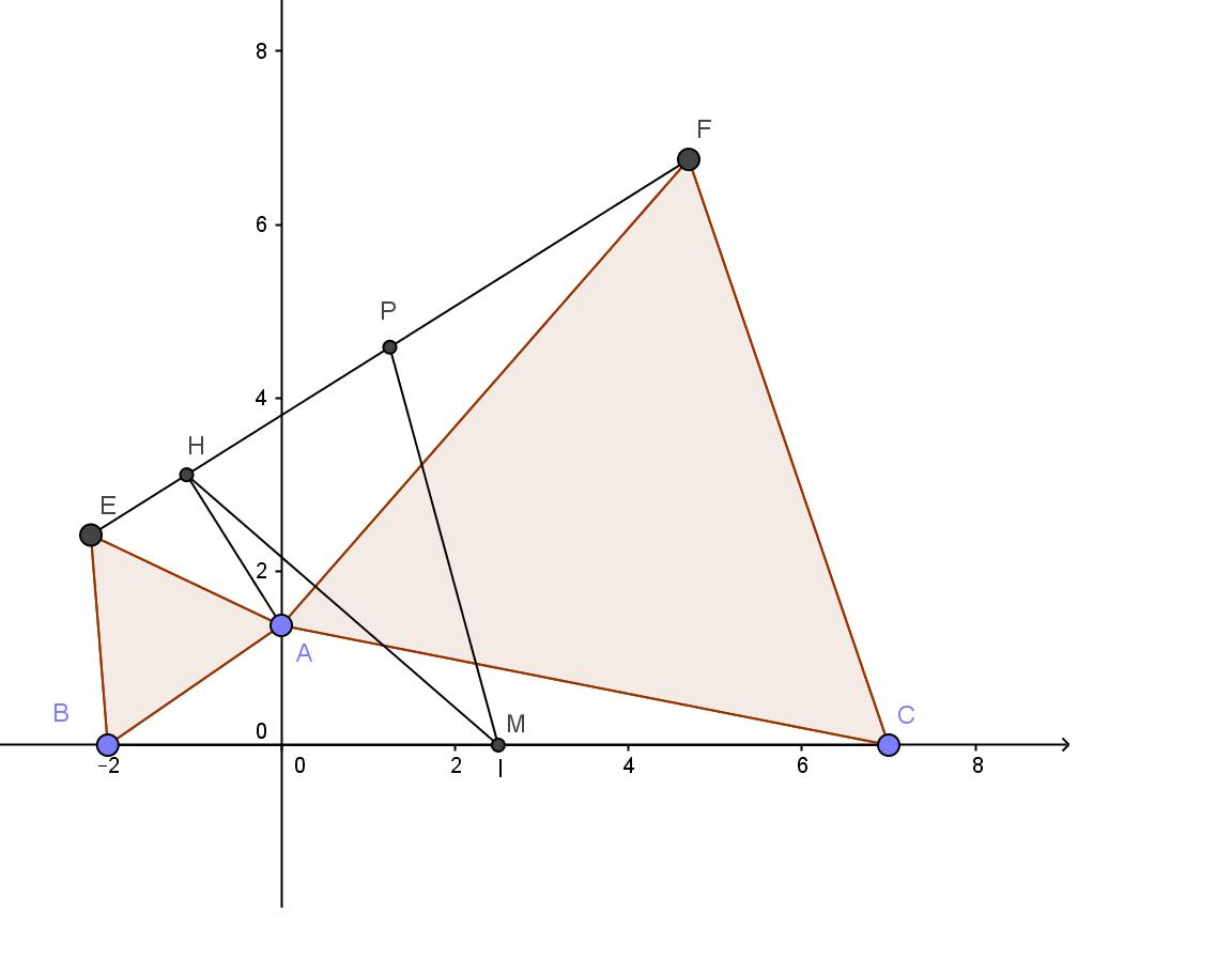Elementary problem of geometry involving equilateral