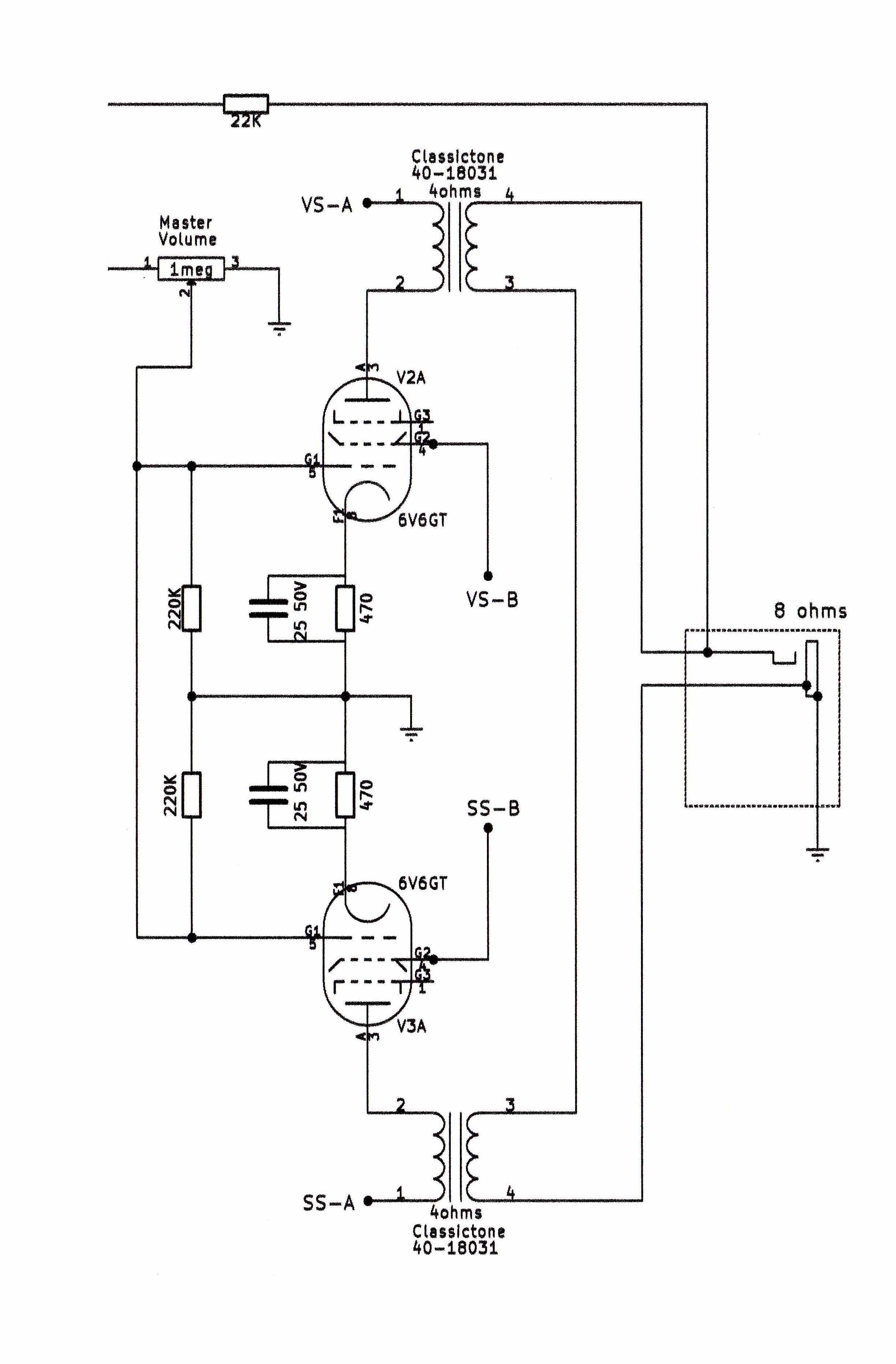 Wiring Diagram For Parallel Lights