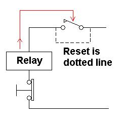 Alarm Latching Relay Diagram Latching Contactor Wiring