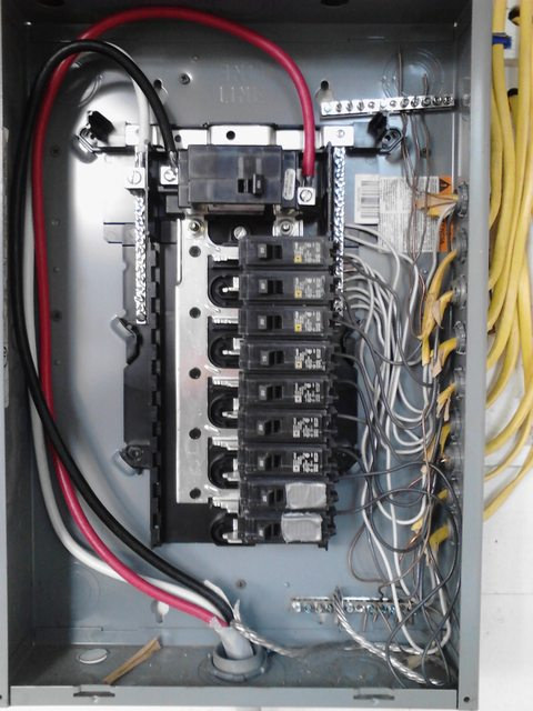 structured media panel diagram ls1 intake wiring a home all data electrical what is wrong with this circuit