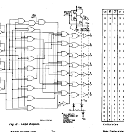 converting positive logic to negative logic 7 segment decoder 7 segment decoder logic diagram [ 1686 x 1033 Pixel ]