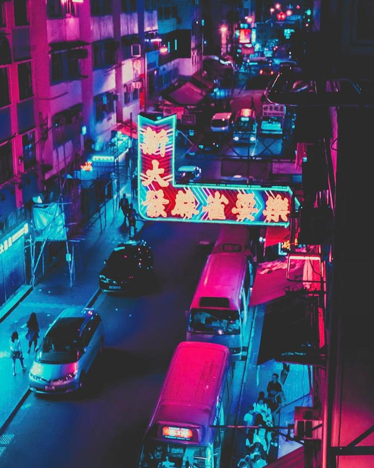 Neon Lights Wallpaper Hd Photo Editing How Can I Color Grade Like Liam Wong S