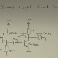 Christmas Light Wiring Diagram 3 Wire 2000 Lincoln Ls Fuse Box Led - How To Find A Faulty Bulb In Lights String Electrical Engineering Stack Exchange