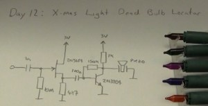 led  How to find a faulty bulb in a Christmas lights