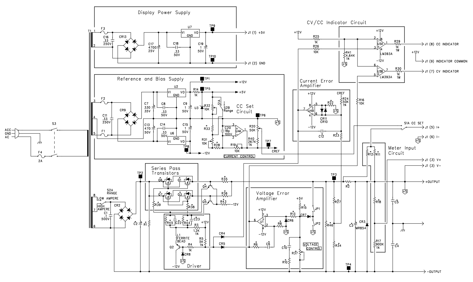 hight resolution of why do the inputs of this cc circuit op amp need clamping