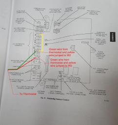 how to hook up new 5 wire hvac cable to newer hvac unit with only 2 wires coming from it with photos [ 1800 x 2400 Pixel ]