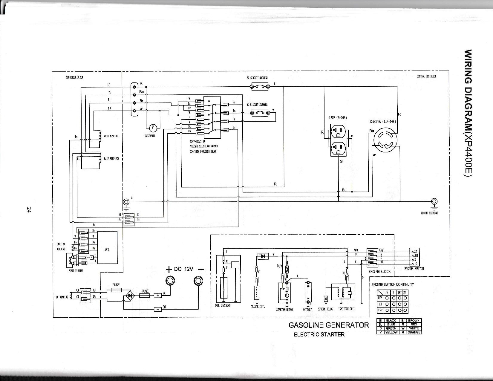 generator auto start wiring diagram porsche 944 diagrams how to a from relay home