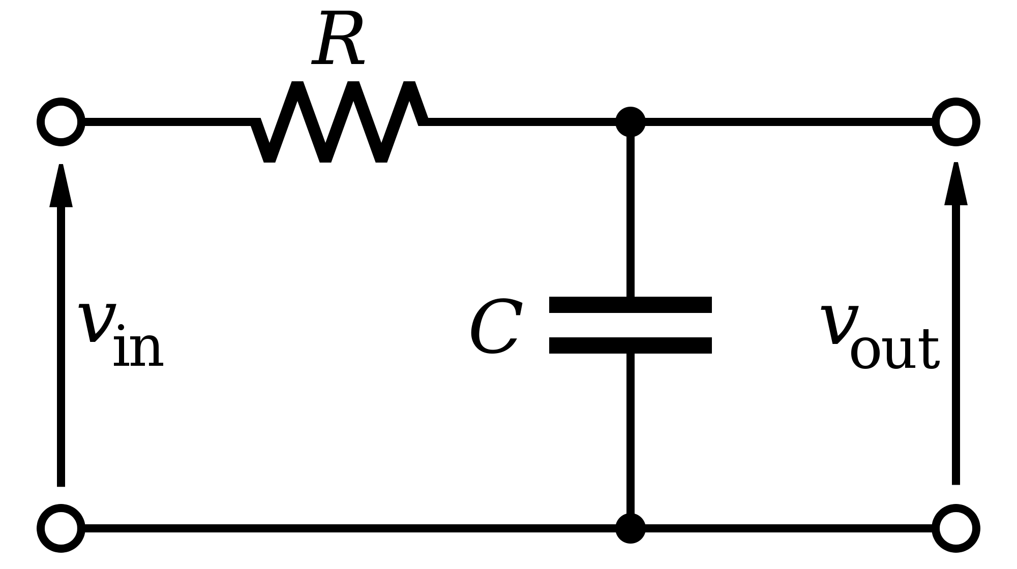 Why Do The Orders Of Hi Low Pass Filters Go In 6 Db