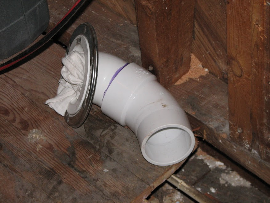 Toilet Flange Height To Floor