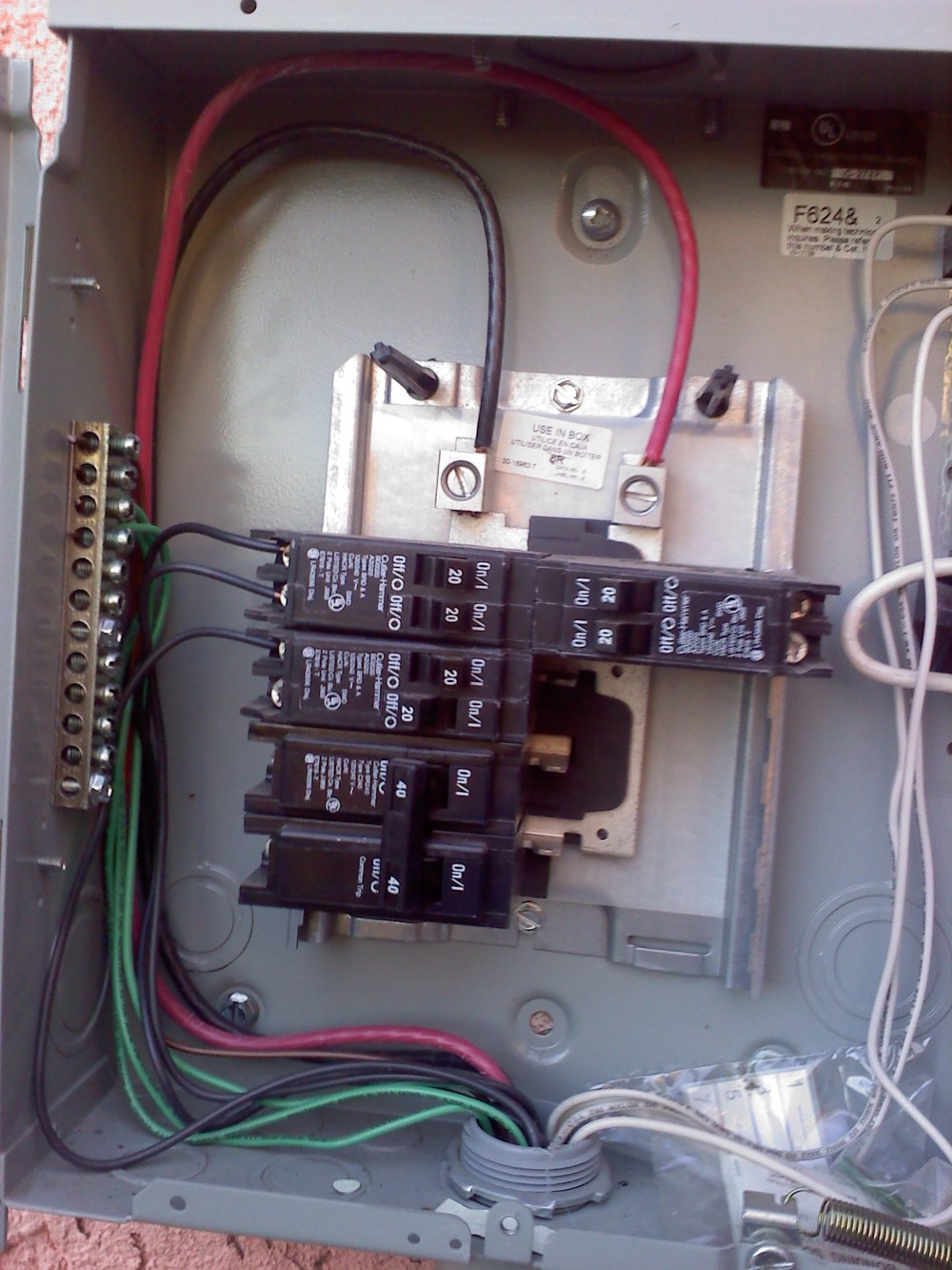 medium resolution of electrical can i feed a sub panel from a sub panel home service panel besides 100 sub panel wire on wiring 100 amp sub panel