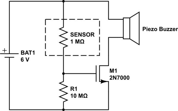 Piezo Npn Circuit Schematic PNP Circuit ~ Elsavadorla