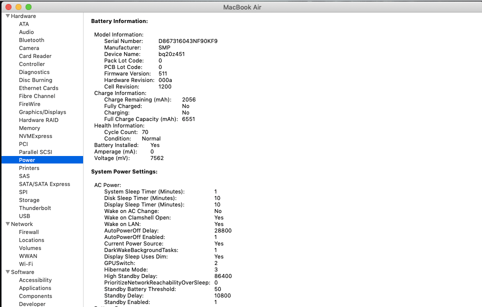 0 amperage macbook battery ge dishwasher parts diagram mac my air is not charging and the icon shows enter image description here mojave