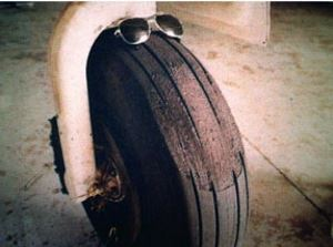Wheel What Is The Wear Limit For Tires? Aviation Stack