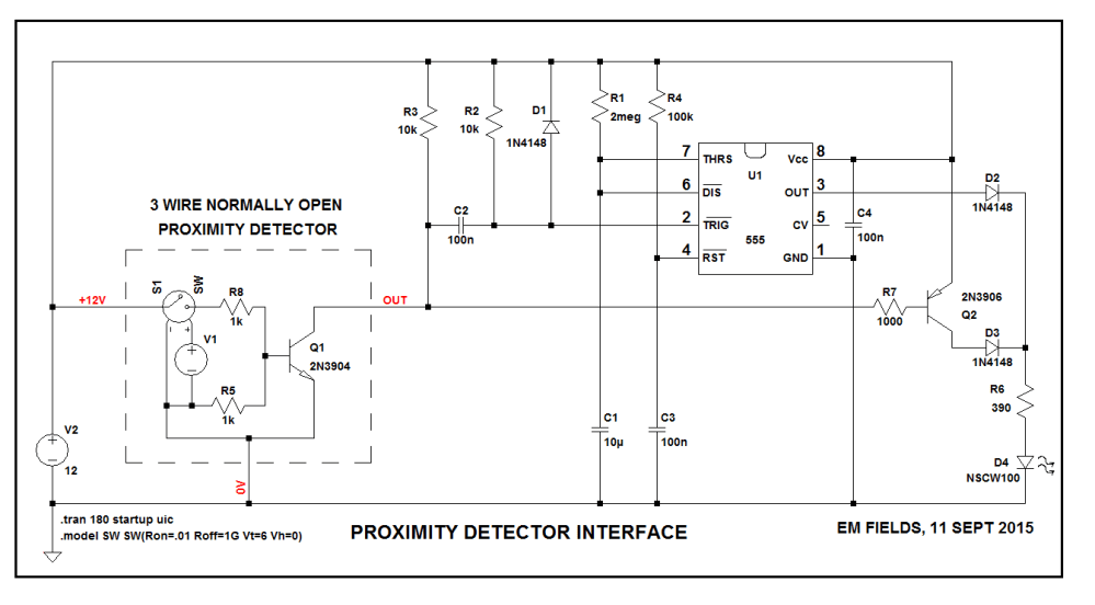 medium resolution of 2wire proximity switch wiring diagram