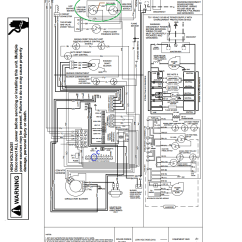 Nordyne Ac Wiring Diagram Ez Go Gas Powered Golf Cart Furnace - How Can I Connect A Humidifier To Goodman Dual Fuel Heating System? Home ...