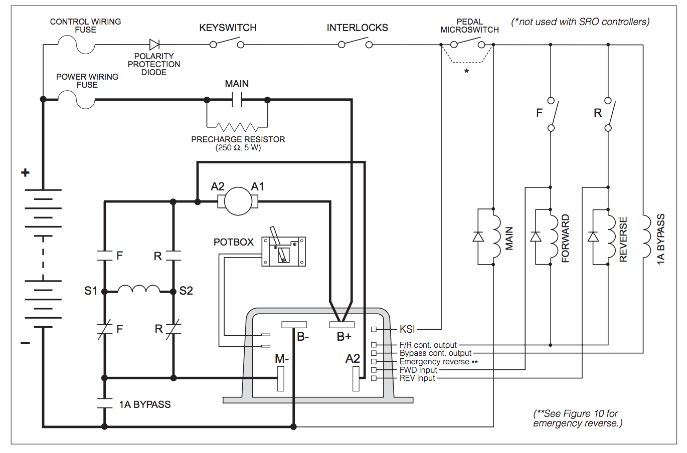 Wiring Diagram For Reversing Contactor