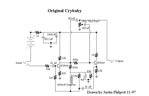 Dunlop Cry Baby Wiring Diagram | Wiring Library