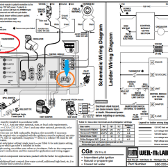Hot Water Tank Thermostat Wiring Diagram Central Heating 2 Pumps Oil Furnace All Data System How To Connect C