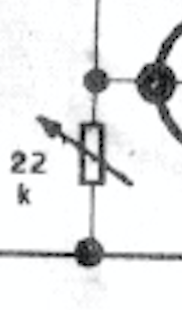 Help identifying resistor with arrow accross and capacitor