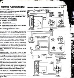 tv tube diagram wiring diagram schematics diagram magnavox tube tv tv tube diagram [ 913 x 926 Pixel ]