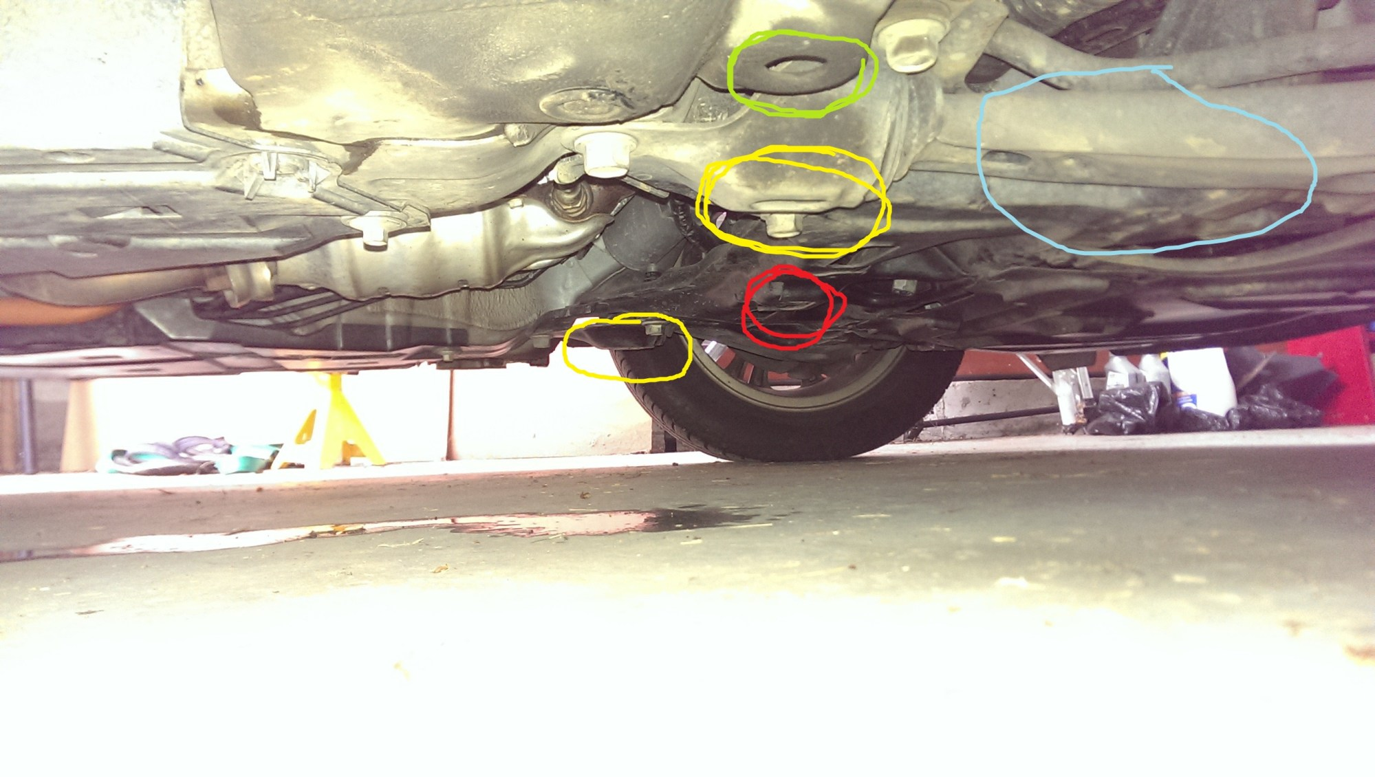 hight resolution of subframe points