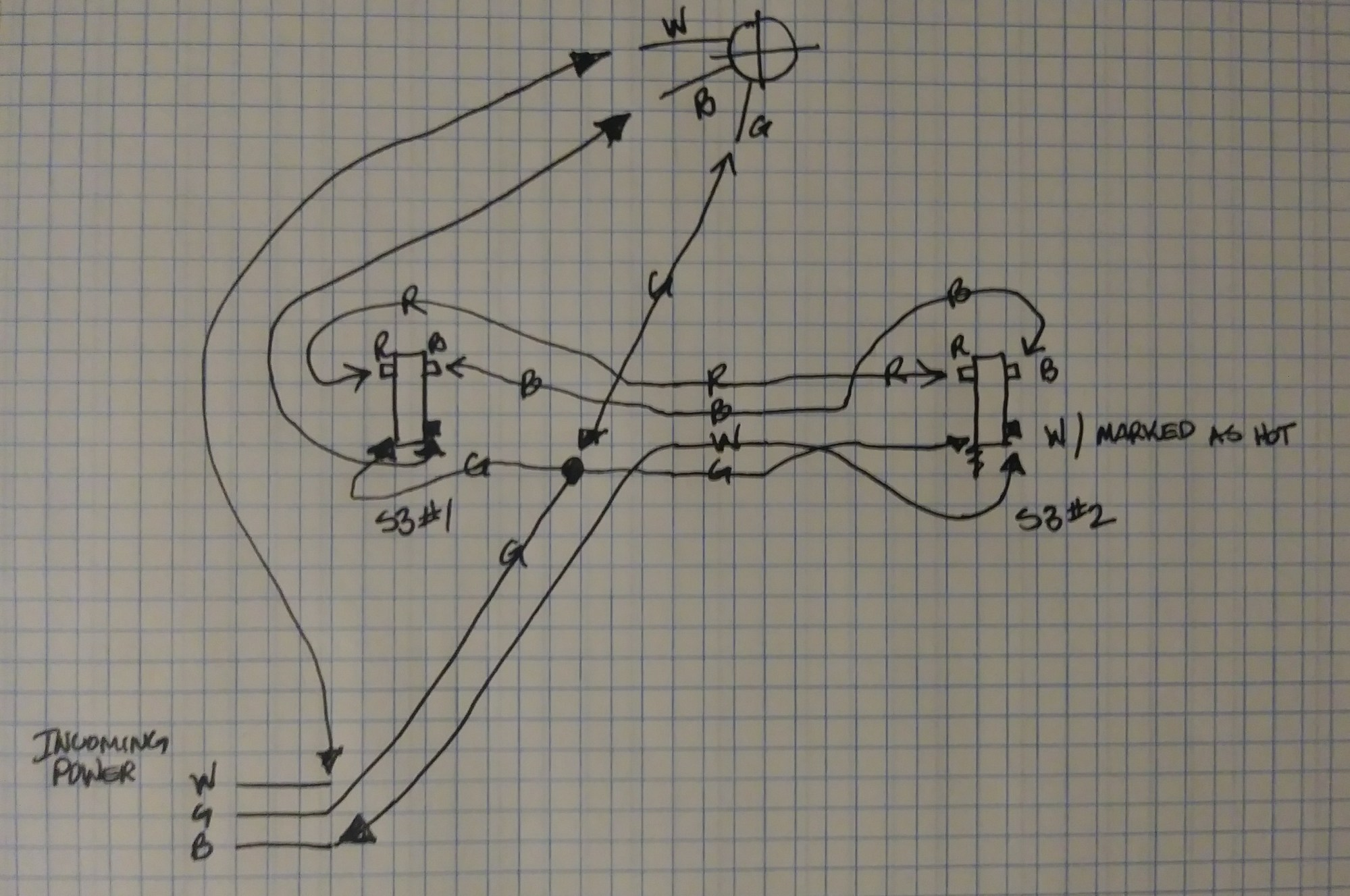 hight resolution of 3 way switch diagram