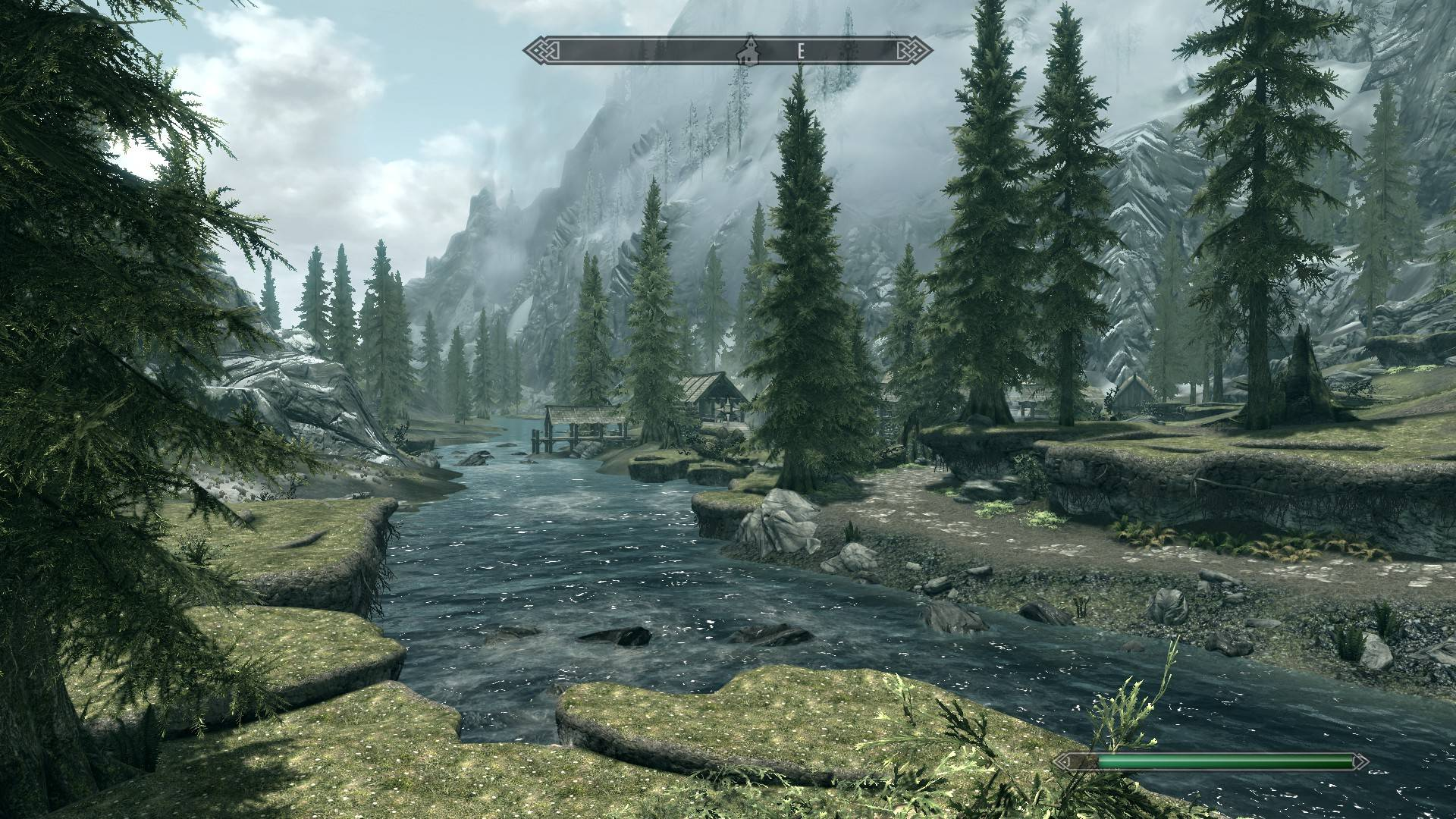 Pc Skyrim How Can I Extend The View Distances Further