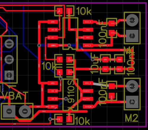 small resolution of faulty h bridge design l9110s