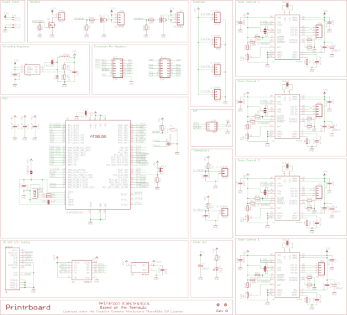 small resolution of below is the circuit diagram of the fan controller in my 3d printer controller printrboard rev d enter image description here