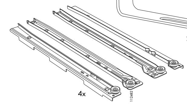Drawer Slide: Drawer Slide Replacement Parts