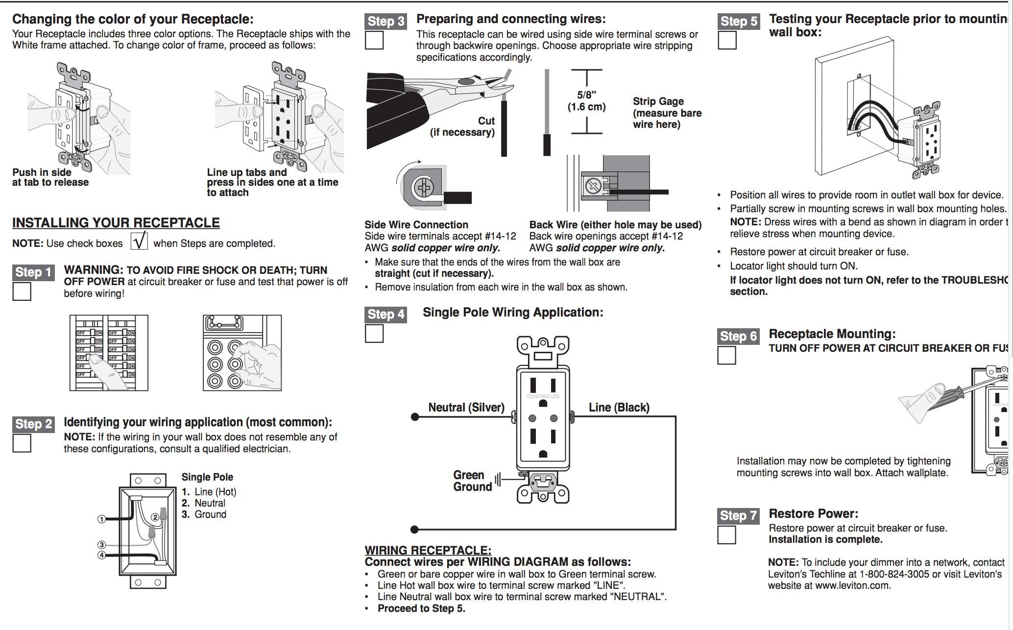 wall outlet wiring diagram jeep jk stereo electrical z wave plugging in multiple
