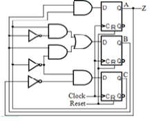Trouble finding the input in this circuit diagram