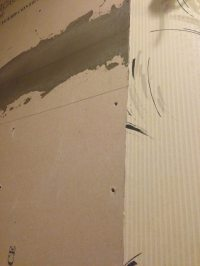 How do I transition between tile and drywall in a tub ...