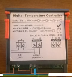 advice on wiring power supply to digital temperature controller electric brake controller wiring diagram temperature controller wiring diagram [ 1632 x 918 Pixel ]